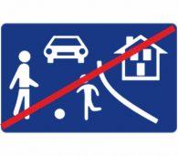 пътен знак Д16 Елит