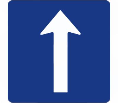 пътен знак Д4 Елит
