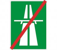пътен знак Д6 Елит