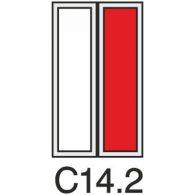 Светлоотразител C14.2