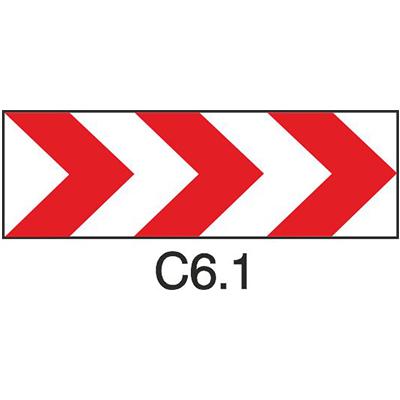 табела с направляващи стрелки C6.1 Елит