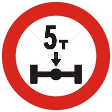 пътeн знак В19 Елит