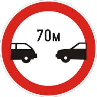 пътeн знак В20 Елит