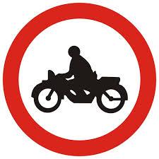 пътен знак В8 Елит