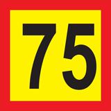 Железопътна табела 18